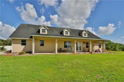 Parrish Single Family Home For Sale: 14895 Us Highway 301 N