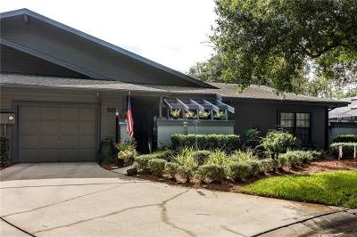 Oldsmar Villa For Sale: 50 Morning Dove Place