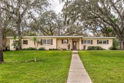 Temple Terrace Single Family Home For Sale: 419 Saint Augustine Avenue