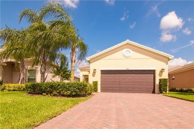 Single Family Home For Sale: 5106 Cobble Shores Way