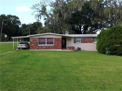 Single Family Home For Sale: 1502 Valrico Lake Road