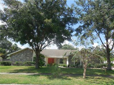 Temple Terrace Single Family Home For Sale: 9230 Kingsridge Drive
