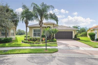 Hillsborough County Single Family Home For Sale: 5021 Crystal Beach Drive