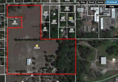 Plant City Residential Lots & Land For Sale: 5041 Reece Road