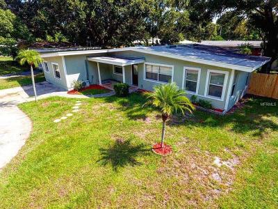 Clearwater Single Family Home For Sale: 1447 Pine Brook Drive