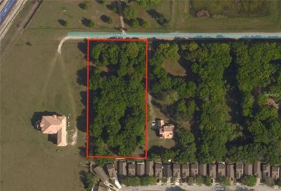 Wesley Chapel Residential Lots & Land For Sale: Tupper Rd