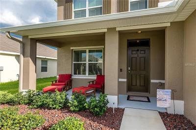 Spring Hill Single Family Home For Sale: 3974 Bramblewood Loop