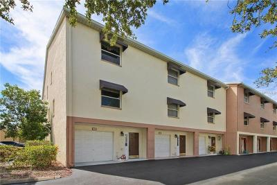 Tierra Verde Townhouse For Sale: 465 Pinellas Bayway S #301