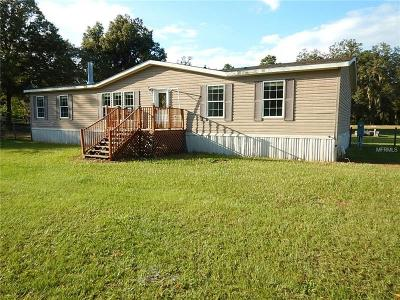 Mobile/Manufactured For Sale: 17725 Bosley Drive