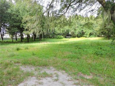 Plant City Residential Lots & Land For Sale: 1901 N Gordon Street