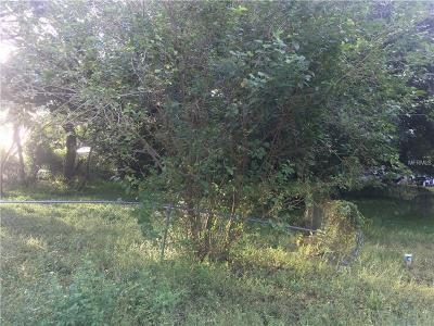 Tampa Residential Lots & Land For Sale: 4623 E Lake Avenue
