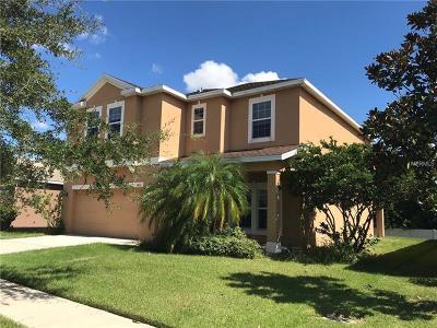 Ruskin Single Family Home For Sale: 1401 Parker Den Dr