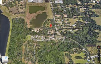Seffner Residential Lots & Land For Sale: 9215 Quiet Lake Road