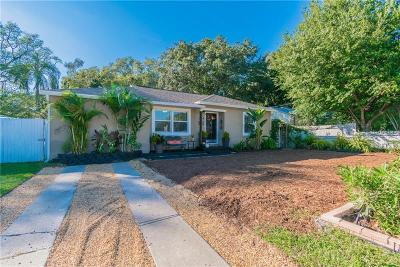 Single Family Home For Sale: 504 N Macdill Avenue