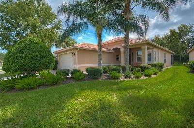 Single Family Home For Sale: 15790 Crystal Waters Drive