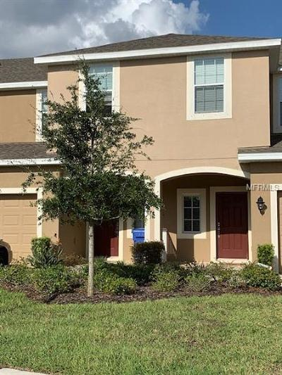Riverview Townhouse For Sale: 8436 Painted Turtle Way