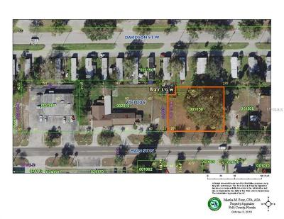 Bartow Residential Lots & Land For Sale: W Main Street