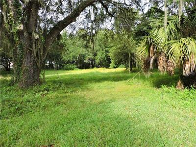 Plant City Residential Lots & Land For Sale: 1903 N Gordon Street
