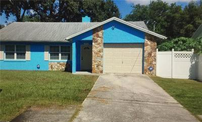 Single Family Home For Sale: 4910 Serena Drive