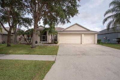 Apollo Beach Single Family Home For Sale: 7524 Regents Garden Way