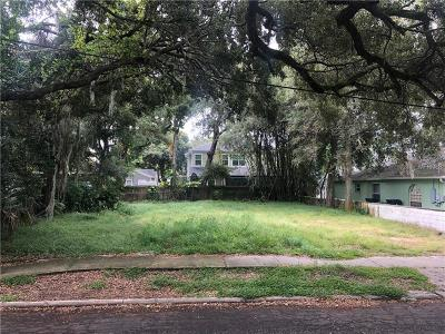 Tampa Residential Lots & Land For Sale: 4010 W Santiago Street