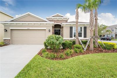 Apollo Beach Single Family Home For Sale: 6312 Lantern View Place