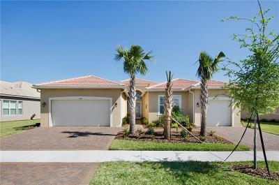 Wimauma Single Family Home For Sale: 15912 Cape Coral Dr