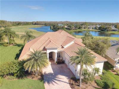 Lutz FL Single Family Home For Sale: $899,990