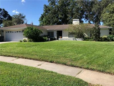Tampa Single Family Home For Sale: 13822 Cypress Village Circle