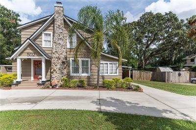Plant City Single Family Home For Sale: 502 W Cherry Street