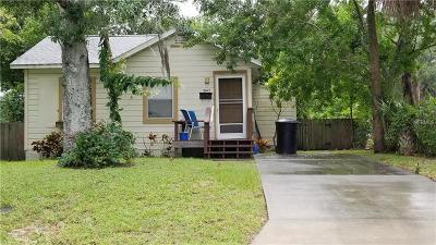 St Petersburg Single Family Home For Sale: 1845 35th Street S
