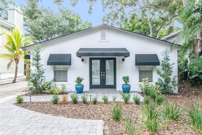 Tampa Single Family Home For Sale: 5222 S Jules Verne Court