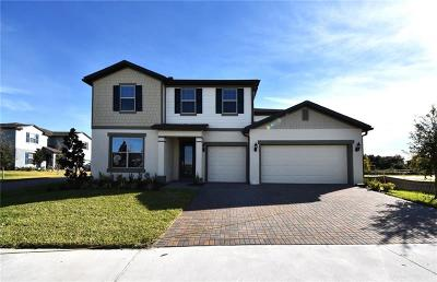 Single Family Home For Sale: 2879 Matera Drive
