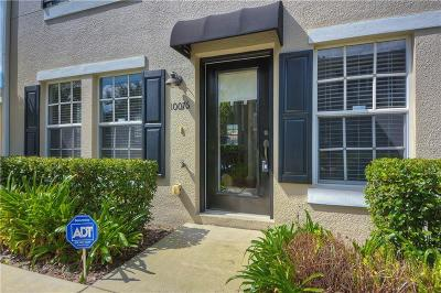 Tampa Townhouse For Sale: 10076 Old Haven Way
