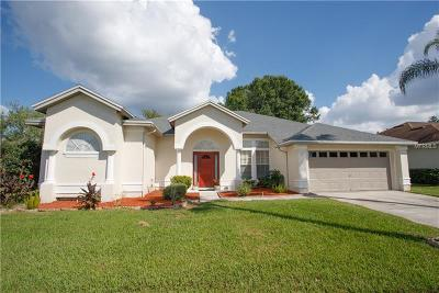 Tampa Single Family Home For Sale: 13418 Iola Drive