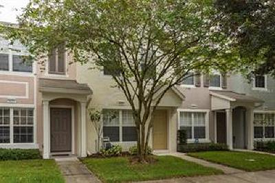 Hillsborough County Townhouse For Sale: 4422 Barnstead Drive