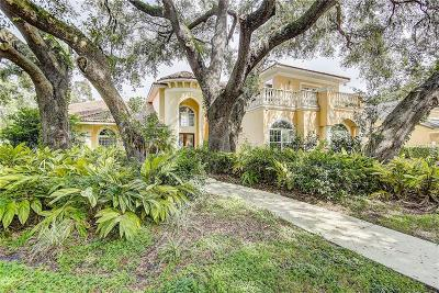 Palm Harbor Single Family Home For Sale: 1682 Canopy Oaks Boulevard