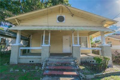 Tampa Single Family Home For Sale: 2605 E Lake Avenue