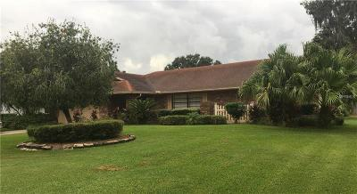 Plant City Single Family Home For Sale: 1903 Country Club Court