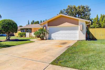 Clearwater Single Family Home For Sale: 1846 Del Robles Drive