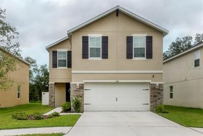 Plant City Single Family Home For Sale: 835 Wiltonway Drive