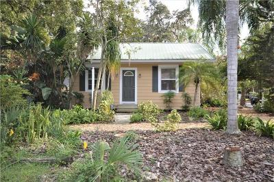 Tampa Single Family Home For Sale: 414 W Hanna Avenue