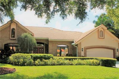 Safety Harbor, Safety Harobr Single Family Home For Sale: 1808 Oakmont Court