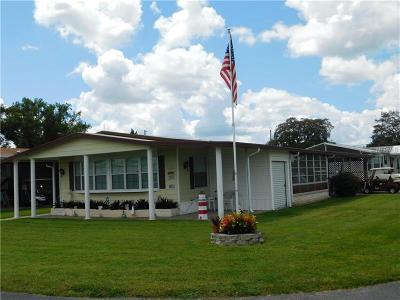 Hernando County, Hillsborough County, Pasco County, Pinellas County Mobile/Manufactured For Sale: 5421 Mohawk Street