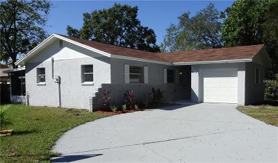 Tampa Single Family Home For Sale: 7107 Lynwood Drive
