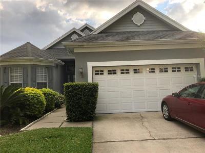 Tampa Rental For Rent: 9643 Gretna Green Drive
