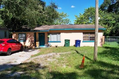 Tampa Single Family Home For Sale: 4006 E Knollwood Street