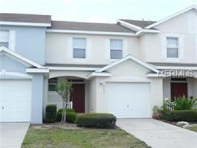 Riverview Townhouse For Sale: 9924 Carlsdale Drive