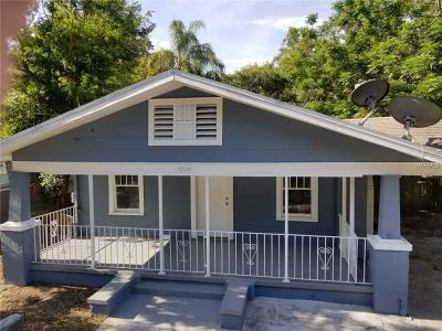 Tampa Single Family Home For Sale: 1209 E 24th Avenue