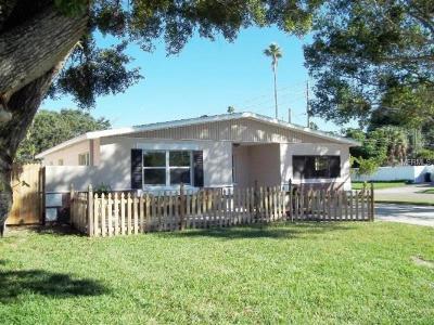 St Petersburg Single Family Home For Sale: 4101 Helena Street NE